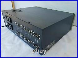 Vintage Conrad Johnson PV2A Tube Preamplifier. Excellent condition working well