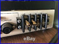 Vintage Conrad Johnson Premier Four Tube Amplifier Pro Serviced Upgrades