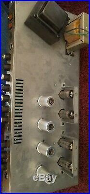 Vintage Crate Guitar Tube Amp