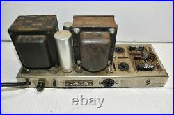 Vintage DYNACO MARK IV MONO TUBE AMP DYNAKIT MK 4 untested