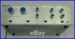 Vintage Dynaco Dyna Pas Stereo Vacuum Tube Stereophonic Pre-amplifier Pre-amp