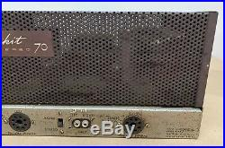 Vintage Dynaco Dynakit Stereo 70 Tube Amplifier RARE Untested