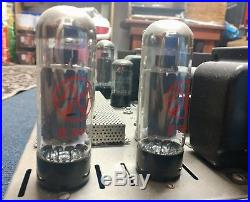 Vintage Dynaco Dynakit Stereo ST-70 Tube Power Amp. Original