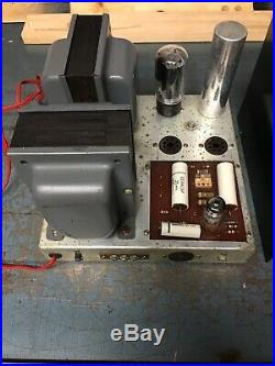 Vintage Dynaco Mark 2 MK II Tube Amplifier Dynakit 50W EL-34