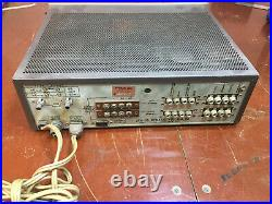 Vintage Dynaco SCA-35 Tube Type Integrated Amplifier Factory Wired, NEEDS WORK