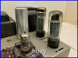 Vintage Dynaco ST-70 Dynakit Stereo 70 Tube Power Amplifier EL34 HIFI Amp ST70