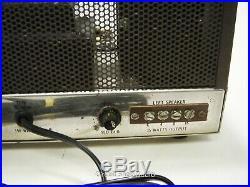 Vintage Dynaco Stereo 70 / ST70 Stereo Tube Amplfier (No Tubes) - KT2