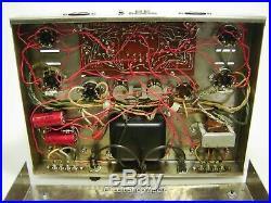 Vintage Dynaco Stereo 70 / ST70 Stereo Tube Amplfier w Mullard EL34 Tubes - KT
