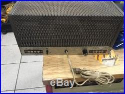 Vintage Dynaco Stereo 70 ST-70 Hi-Fi Power Amplifier Dynakit 1960's Tube Amp Old