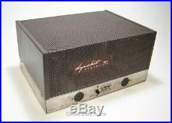 Vintage Dynakit Stereo 70 / Dynaco ST70 Stereo Tube Amplfier - KT#1
