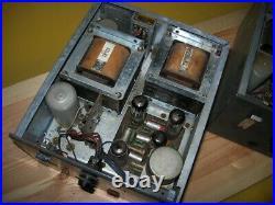 Vintage EAG (BEAG, Telefunken) tube amplifier ecc83 el84