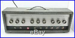 Vintage Early 1960s Sears Silvertone Model 1484 Tube Guitar Music Amplifier Amp