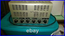 Vintage Electronics Tube Type Amplifier Stromberg-Carlson AU-57