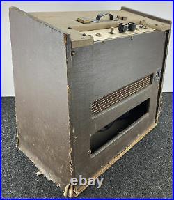 Vintage Excelsior Citation Model C-7 Tube Guitar Amp Amplifier