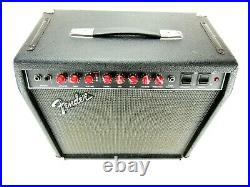 Vintage Fender Super 60 2-Channel 12 Guitar Combo Tube Amp