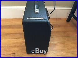 Vintage Fender Vibro Champ Silverface Tube Amp vibrato tremolo