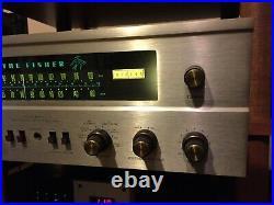 Vintage Fisher 800C Tube Receiver Amplifier