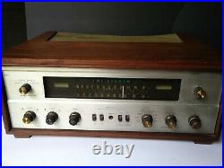 Vintage Fisher 800c All tube amplifier