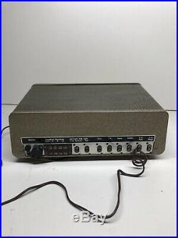 Vintage Frank Pram 30 Stereo Ultra-linear Tube Amplifier 1960 Valve Amp