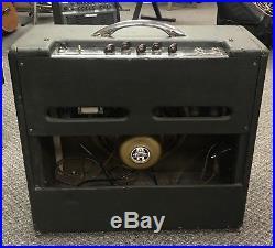 Vintage Gibson GA40 Les Paul Amplifier, Re-cover, Tube Guitar Amp, Weber Speaker