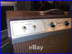 Vintage Gibson GA-5T Skylark Tube Amp Great sound strong Tremelo