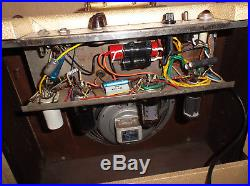 Vintage Gibson Gibsonette Tube Guitar Amp Amplifier GA-8