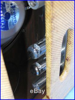 Vintage Gibson Ranger GA-20T Tweed Guitar Tube Amp Amplifier 1962 (Ben Harper)