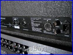 Vintage Guitar Amp Laney Amplifier Head 1980s Pro Tube Lead 50MV 50 Watts