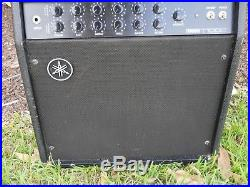 Vintage Guitar Amp Yamaha Soldano T100C Combo 100W All Tube 1980s USA Great Cond