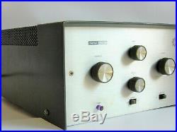 Vintage HARMAN KARDON A300 Award Series Stereo Tube Amp/Amplifier Works Well