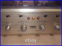 Vintage HH Scott Stereomaster Type 299 A Stereo Tube Amplifier 1958-1960 READ ON