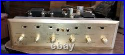 Vintage H. H. Scott Type 299B Integrated Stereo Tube Amp Amplifier Integrated