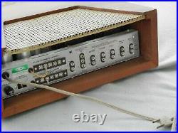 Vintage H. H. Scott Type 299B Stereo Tube Amplifier Estate Find