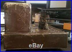 Vintage Harman Kardon Citation II (2) Tube Amp / Amplifier