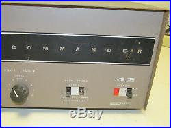 Vintage Harman Kardon Commander CA12 6V6 Tube Amplifier