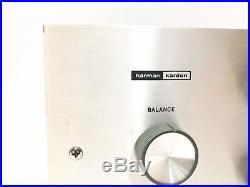 Vintage Harmon Kardon Award Series A30k (A300) Integrated Tube Amplifier