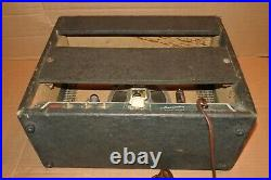 Vintage Harmony H303A Tube Guitar Amp Amplifier AS IS for parts repair