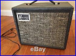 Vintage Harmony H303 Tube Amplifier 1960's