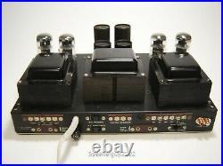 Vintage Heathkit AA-121 / Daystrom 80 watt Stereo Tube Amplfier - KT3