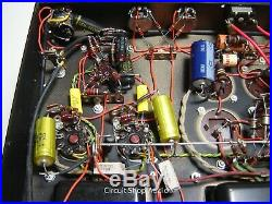 Vintage Heathkit AA-121 / Daystrom 80 watt Stereo Tube Amplfier - KT#1