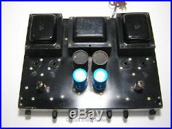 Vintage Heathkit AA-121 / Daystrom 80 watt Stereo Tube Amplfier - KT#2
