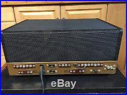 Vintage Heathkit AA-40 vacuum tube stereo amplifier