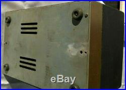 Vintage Heathkit Model W-5m Tube Type Amplifier As Found Untested