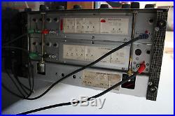 Vintage, Heathkit SP-2 Stereo Tube Pre-Amp mit je 2 x Ecc83, Ecc82 und EF86