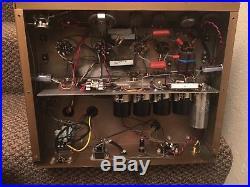 Vintage Heathkit W-6M Mono Tube Amplifier, 1960s, 70 Watts, Peerless/Altec