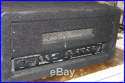 Vintage Jackson Model JG2 50 Watt Tube Guitar Amp Works Great! Free Shipping