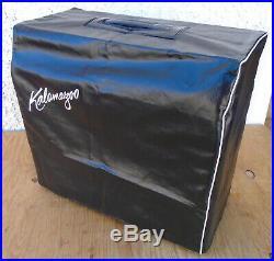 Vintage Kalamazoo Tube Amp 1966 Reverb 12 Gibson Amplifier Combo Reverb+tremolo