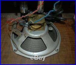 Vintage Kay 703, Tube Instrument Amplifier, Vintage 50s / 60s Amp