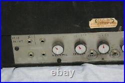 Vintage Kent Tube Amplifier Head