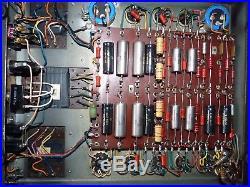 Vintage Leak 20 Stereo Tube Amplifier. Full set of Mullard valves. L@@K